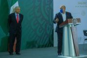Ante reducción presupuestal, asegura Alfaro que defenderá recursos para Jalisco