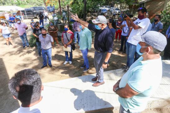 Desarrolla Seapal proyectos de agua y drenaje para Boca de Tomatlán