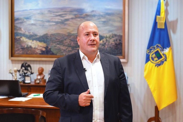 Enrique Alfaro anuncia Botón de Emergencia que podría parar en seco las actividades en Jalisco