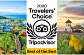 """Nueve hoteles de la Riviera Nayarit en """"Lo Mejor de lo Mejor México"""" 2020 de los Premios TripAdvisor"""