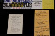 Recuerdos de los Beatles se venderán en subasta online