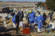 Colapsan cementerios en Bolivia; crean tumbas clandestinas