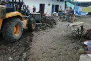 Cinco localidades continúan incomunicadas tras el paso de Hernán