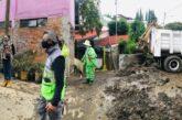 Se inunda Ciudad de México; agua alcanza hasta metro y medio en la Magdalena Contreras