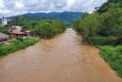 Pese a lluvias, ríos se encuentran a menos del 75% de su capacidad