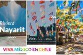 Promueven en Chile a la Riviera Nayarit