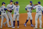 Dodgers, a un juego de ganar la Serie Mundial