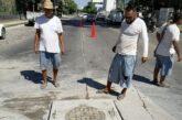 Avanza SEAPAL con la renovación de tapas y brocales en el municipio