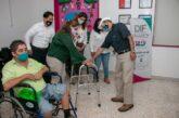 Beneficia DIF con aparatos ortopédicos a adultos mayores