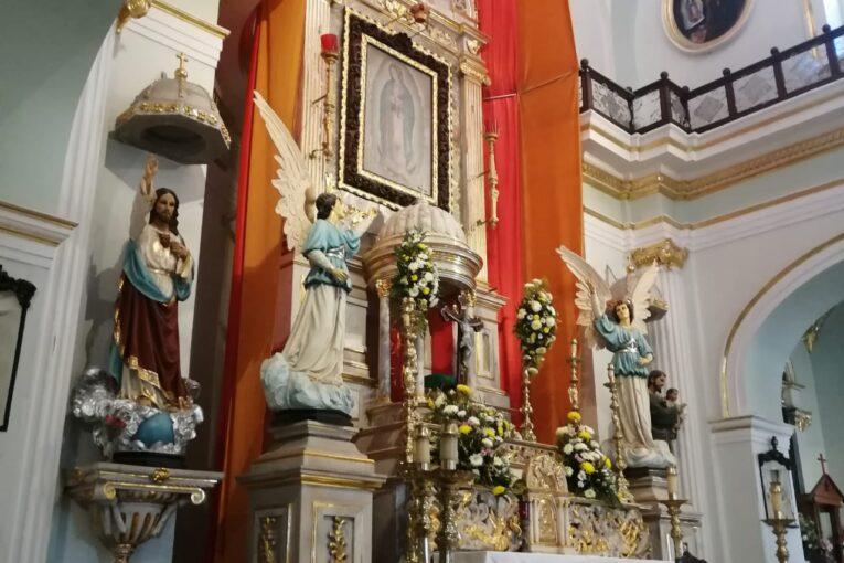 Fiestas Guadalupanas en Vallarta serán virtuales