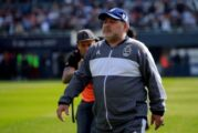 Maradona es hospitalizado por