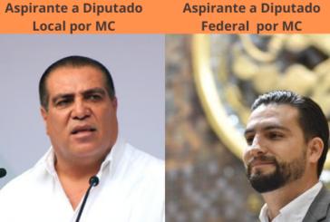 Registra Dávalos aspiración a ocupar el lugar de Munguía en el Congreso