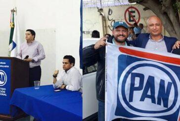 """""""Ricky"""" Ponce y Saúl López, panistas que buscan la alcaldía de Pto. Vallarta"""