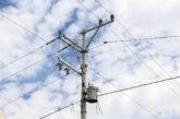 Llevan obras de electrificación a zonas que carecían de luz