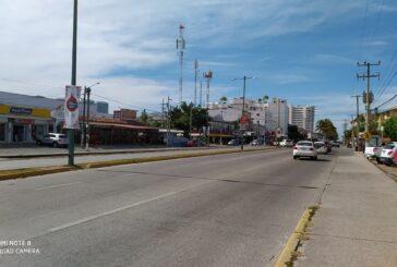 Arranca el 2021 con baja afluencia vehicular en Puerto Vallarta