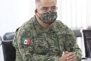 Nuevo comisario, un marino con 34 años de servicio en la Semar