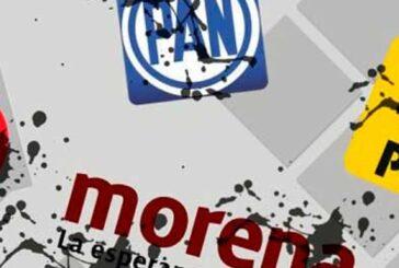 Arrancó la guerra sucia en partidos políticos de Puerto Vallarta