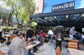 Abriran restaurantes y gimnasios al aire libre en CdMx