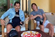 Reaparece el Benjamín Galindo tras derrame cerebral