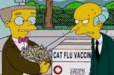 ¿Lo advirtieron en escena? 'Los Simpson' predijeron la vacunación VIP contra covid-19