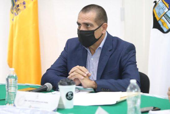 Arturo Dávalos solicitan licencia; cinco regidores más también dejan el cargo