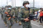 Motines en cárceles de Ecuador dejan al menos 50 muertos