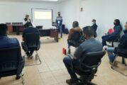 Personal de la comisión de búsqueda  de Jalisco recibe capacitación sobre aplicación de protocolos