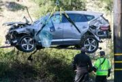 Tiger Woods sufre heridas graves en las piernas tras accidente; lo someten a cirugía