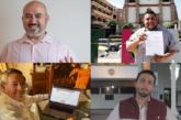 """Bruno, Rocky, Michel y Munguía, presuntos """"finalistas"""" por Morena"""