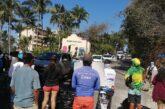 Habitantes de Mismaloya toman carretera por depredación de su entorno