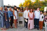 """Inauguran el paseo """"Pata Salada"""", en honor a reconocidos personajes"""
