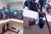 Sube a 7 la cifra de alumnos fallecidos tras caer de barandal en universidad de Bolivia