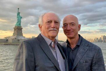 El emotivo mensaje de Jeff Bezos sobre los Dreamers y su padre