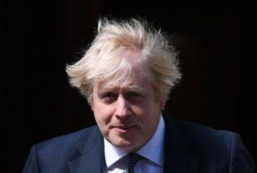 Boris Johnson niega que el Reino Unido haya bloqueado la exportación de vacunas