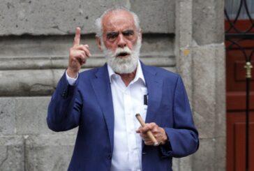 Fernández de Cevallos irrumpe en redes y convoca a jóvenes a luchar