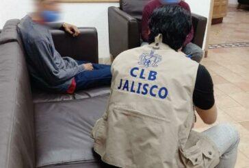 COMISIÓN LOCAL DE BÚSQUEDA REÚNE A SEÑOR DESAPARECIDO DESDE HACE 27 AÑOS CON SUS FAMILIARES