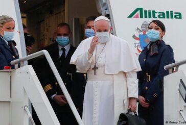 ¡Histórico! El Papa celebró su mayor misa en Irak ante miles de fieles