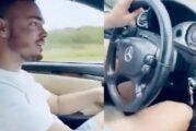 'Hay que sacar los jugueticos'; Nieto de Fidel Castro presume lujoso auto en plena crisis