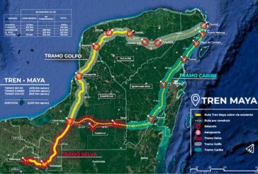 Otro guiño de AMLO al Ejército: el Tren Maya será patrimonio de los militares
