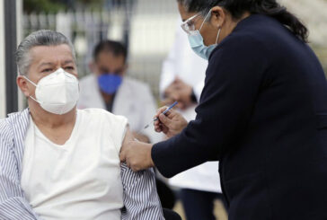 Arriban a Jalisco 107 mil vacunas contra el COVID-19