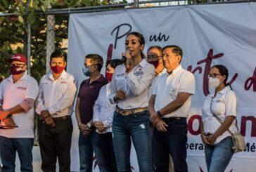 """""""Mi prioridad es dar resultados"""": Yussara Canales"""
