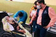 Concluye hoy, aplicación de vacunas Pfizer en Puerto Vallarta