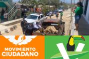 Nosotros no amedrentamos al Partido Verde: Policía de Vallarta