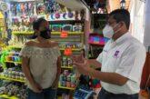 Acuerdan Roberto González y artesanos, rescate total en el mercado del Cuale