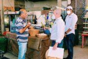 Visita Carlos Gerard a vecinos de Joyas del Pedregal y Lomas del Coapinole