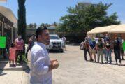 Tras 48 horas de protesta, levanta Munguía plantón del IEPC