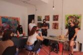 Jóvenes artistas se suman al proyecto de Marina de los Santos