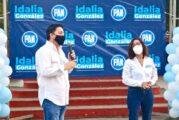 Marcela Navarrete inicia oficialmente su campaña