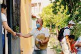 Combatir inseguridad y apoyo a Mipymes, propone Carlos Gerard a familias de Vallarta