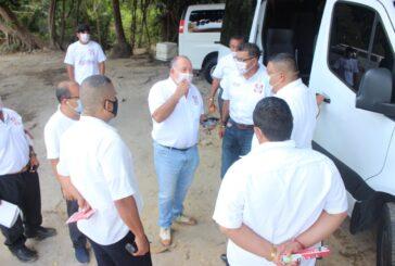 Tito Yerena dará certeza de sitio a taxistas
